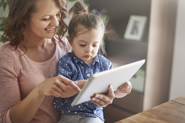 Digidreumesen: mediaopvoeding in de kinderopvang