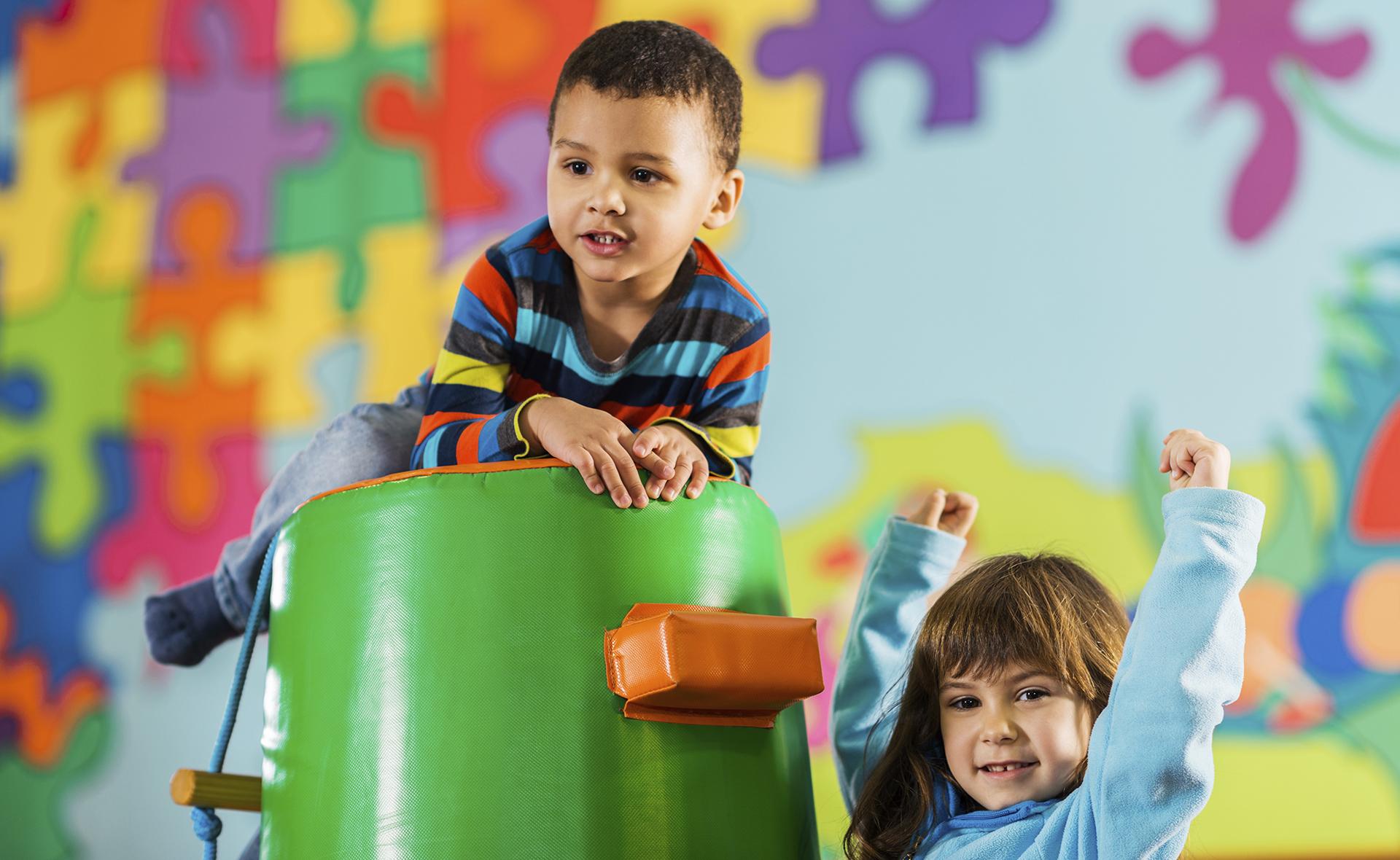 Samenwerken aan de educatie van het jonge kind.